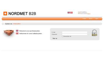 B2B System